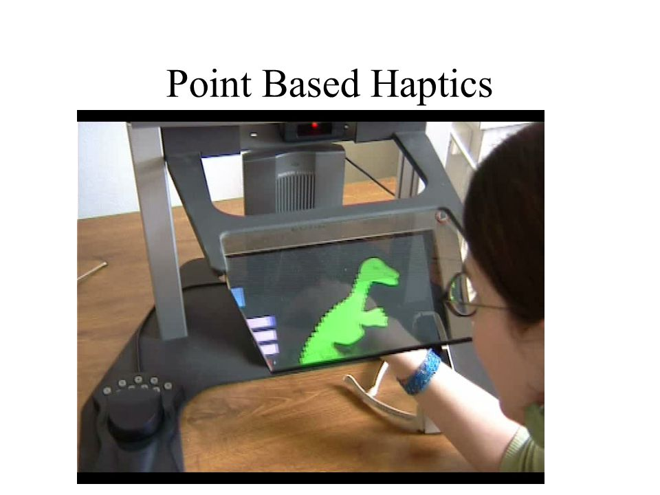 Point Based Haptics Haptic1.avi