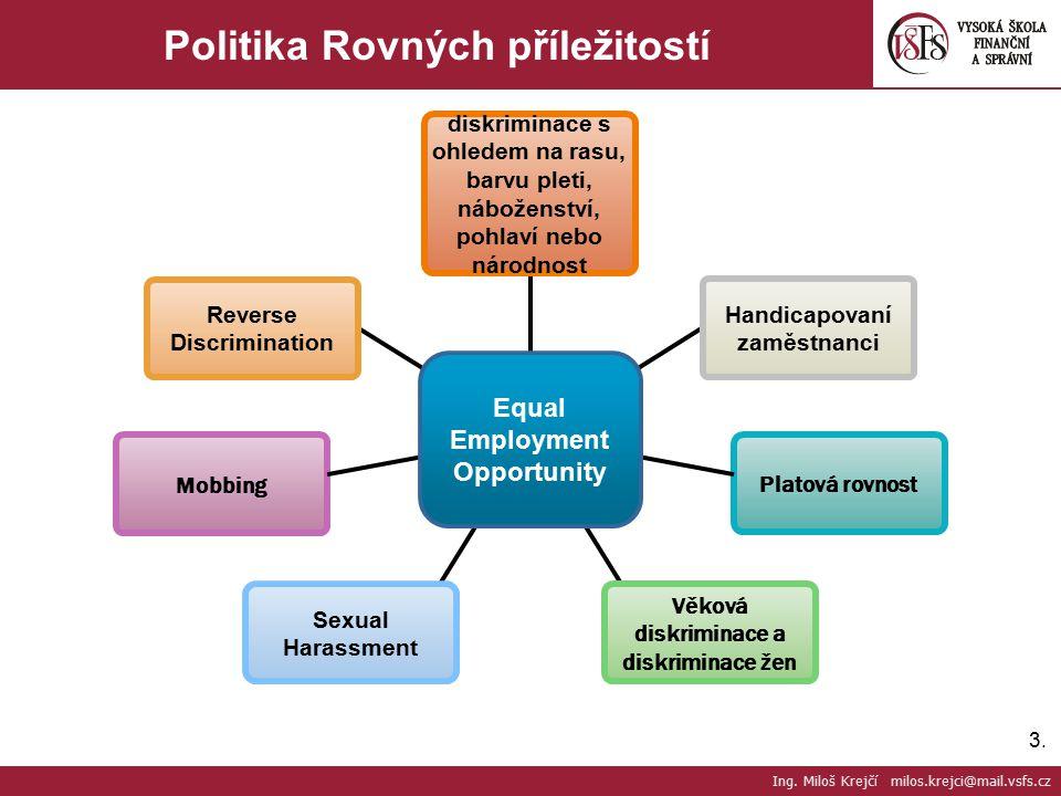 Politika Rovných příležitostí