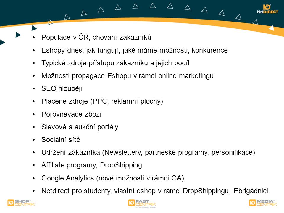 Populace v ČR, chování zákazníků