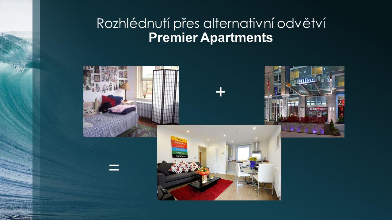 Rozhlédnutí přes alternativní odvětví Premier Apartments