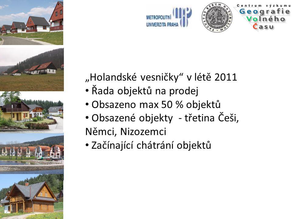 """""""Holandské vesničky v létě 2011"""