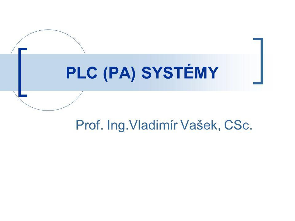 Prof. Ing.Vladimír Vašek, CSc.