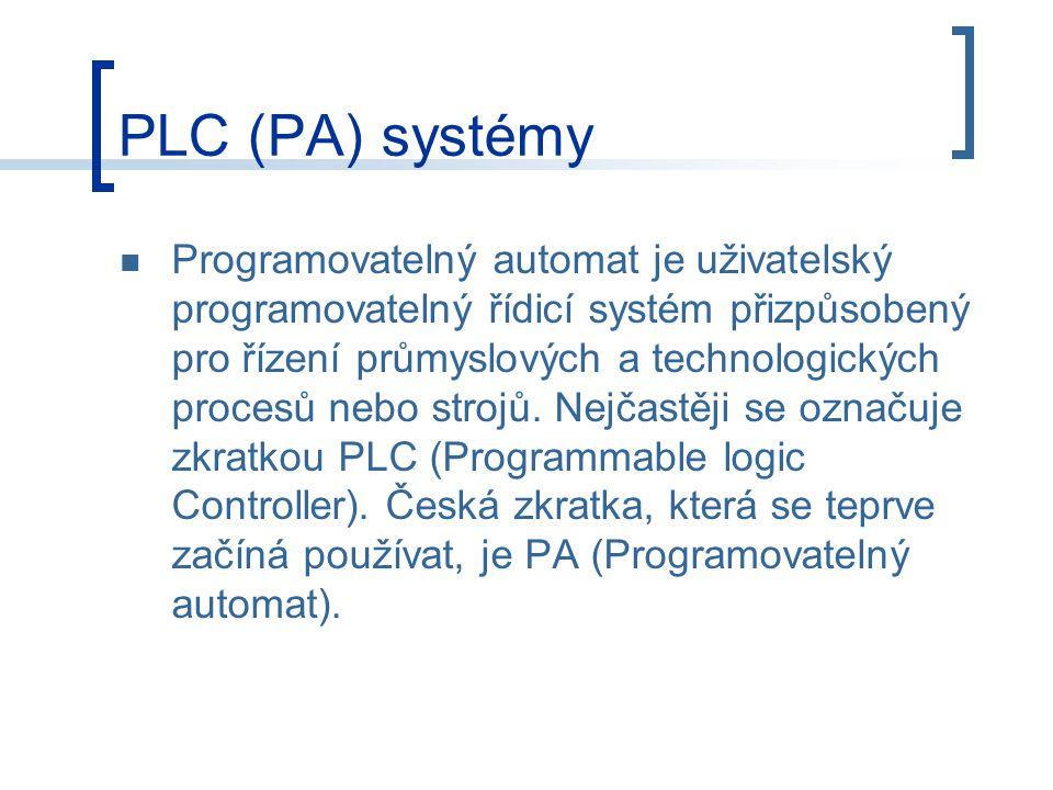 PLC (PA) systémy