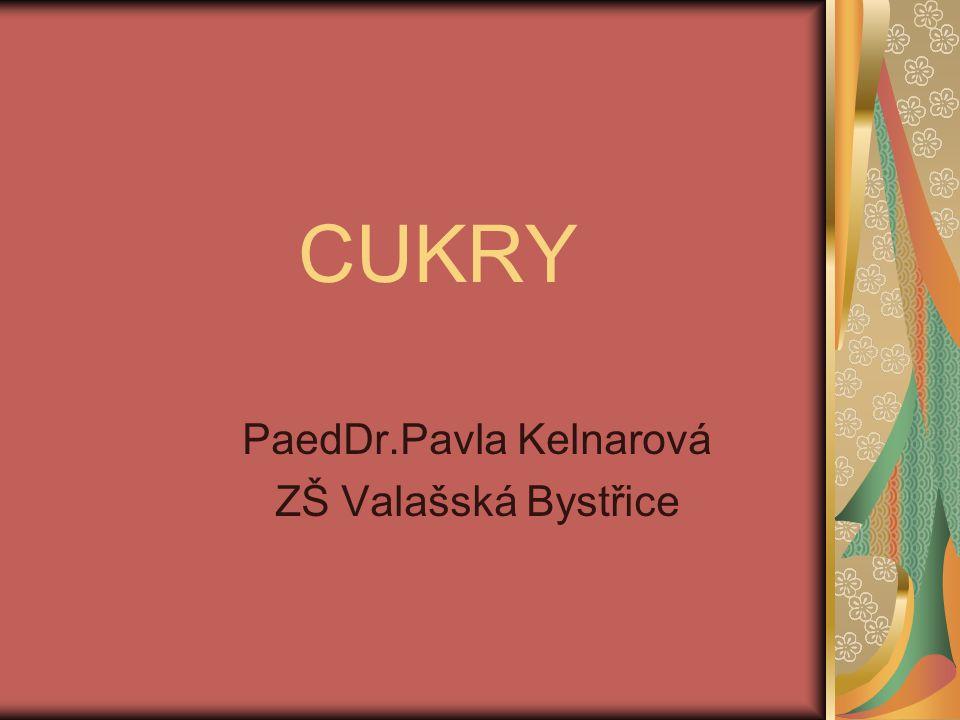 PaedDr.Pavla Kelnarová ZŠ Valašská Bystřice