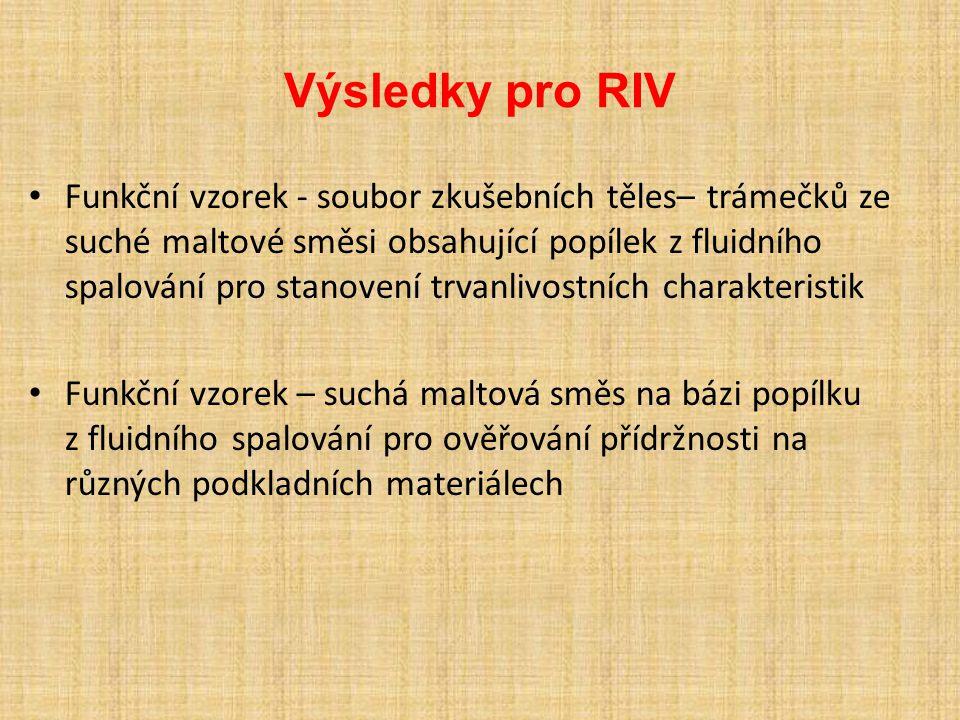 Výsledky pro RIV
