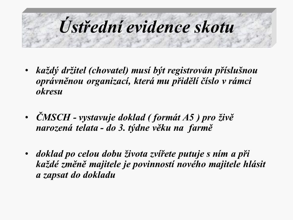 Ústřední evidence skotu