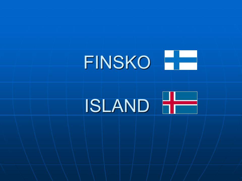 FINSKO ISLAND