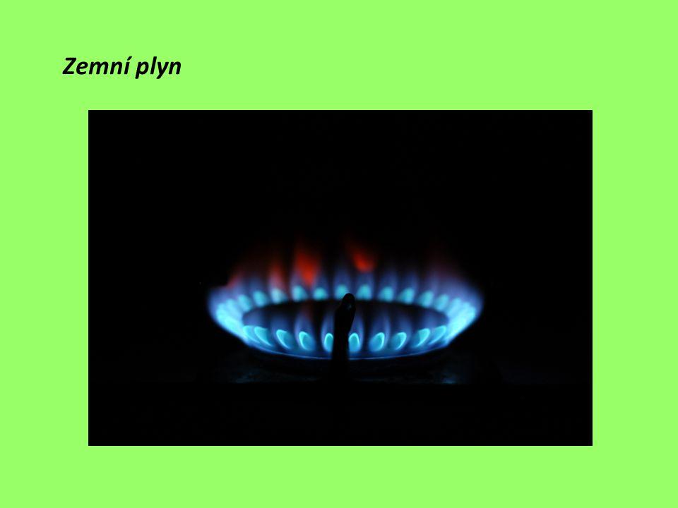 Zemní plyn Plyn_1: © Tom Ryba, 2012