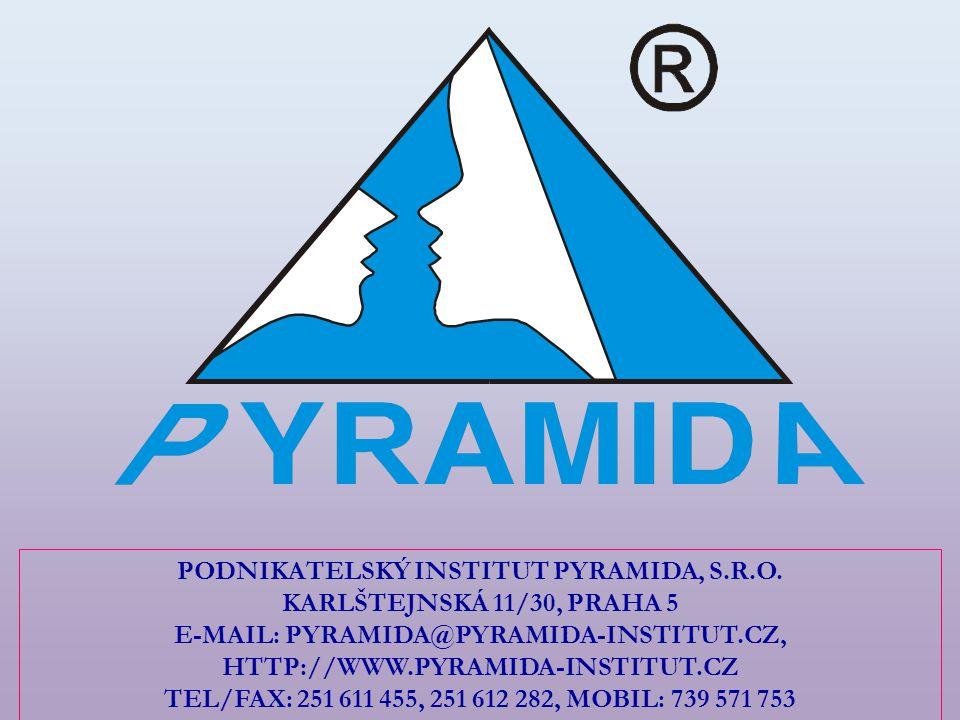 PODNIKATELSKÝ INSTITUT PYRAMIDA, S. R. O