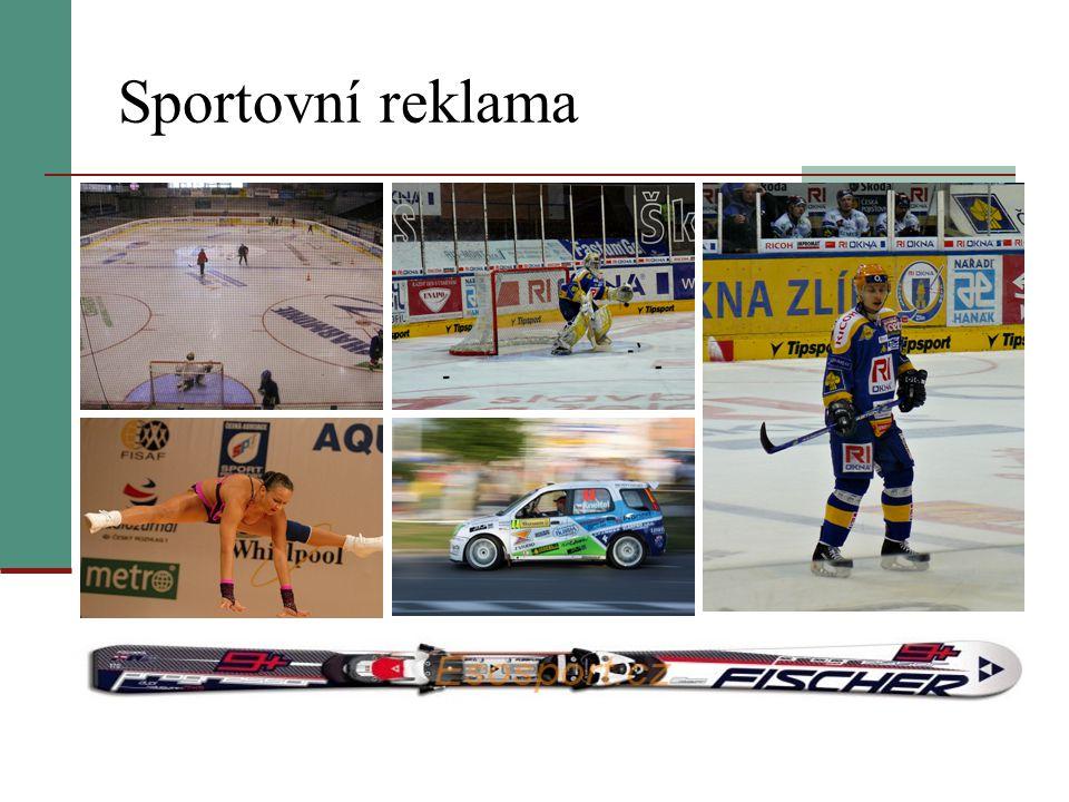 Sportovní reklama