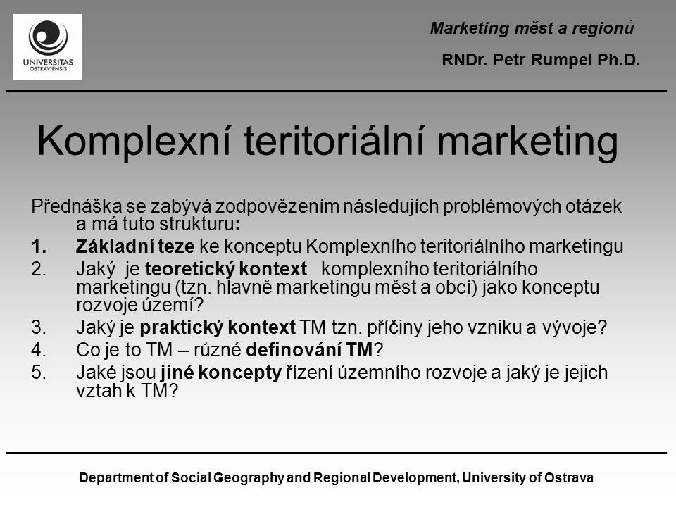 Komplexní teritoriální marketing