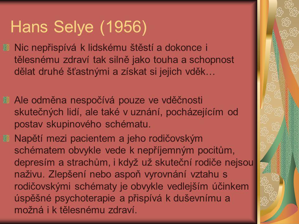 Hans Selye (1956)