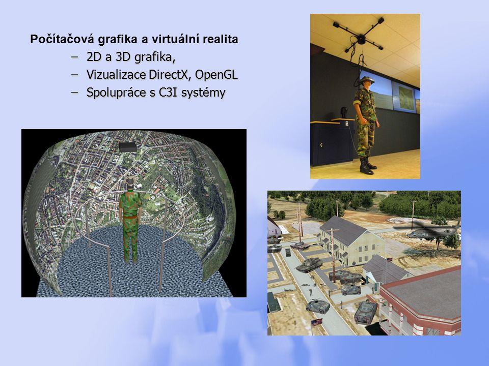Počítačová grafika a virtuální realita