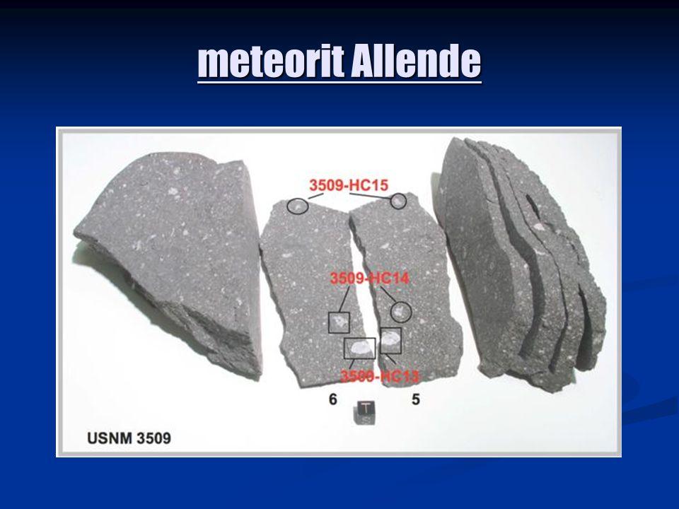 meteorit Allende