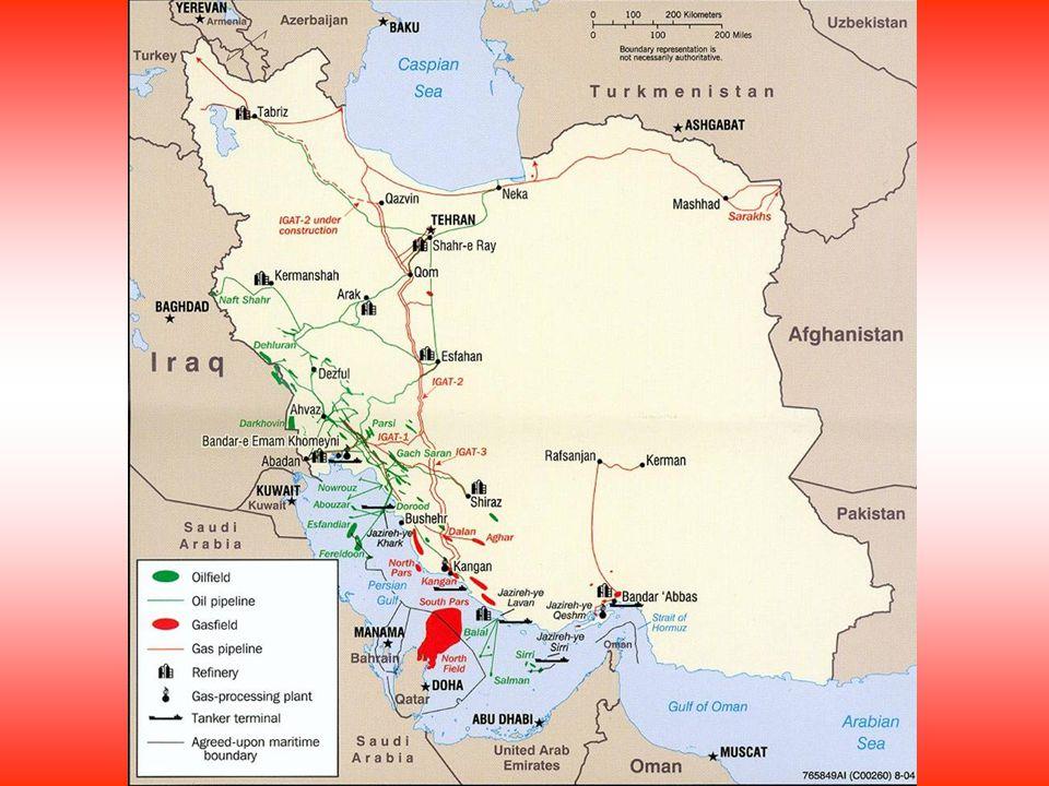 Ropa v Íránu