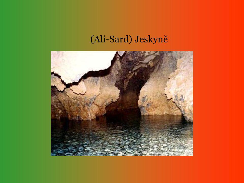 (Ali-Sard) Jeskyně