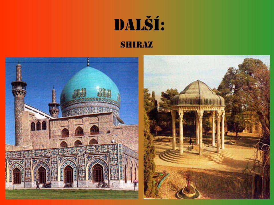 Další: Shiraz