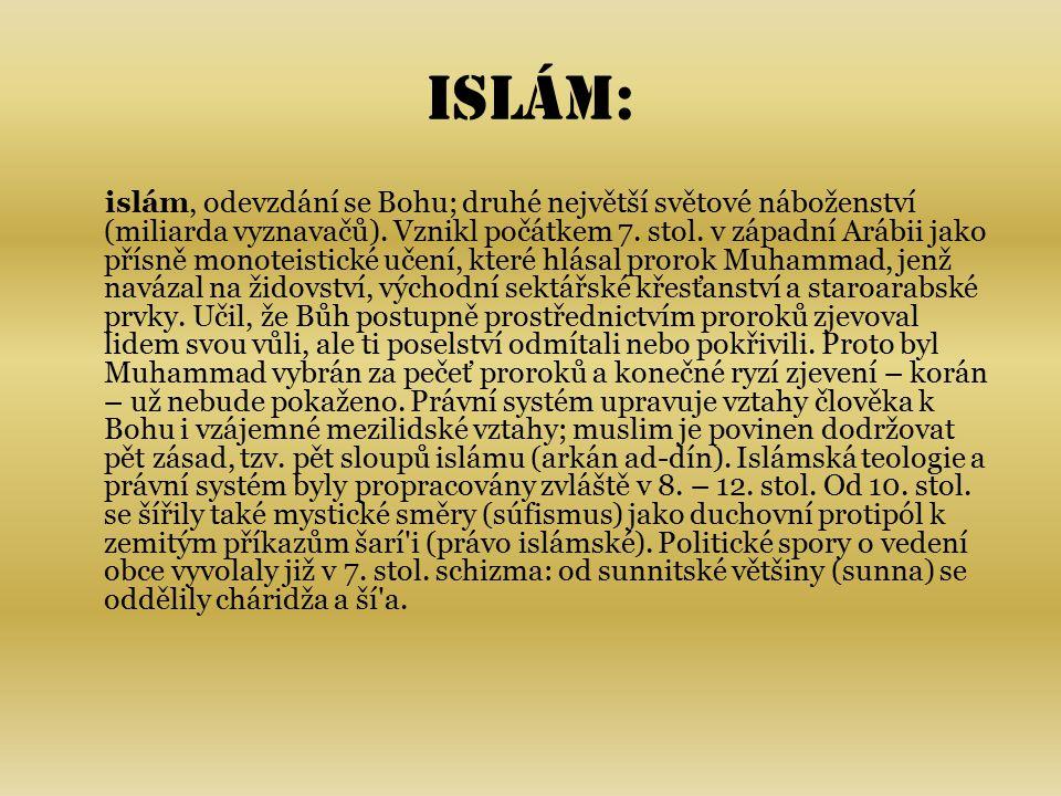 Islám: