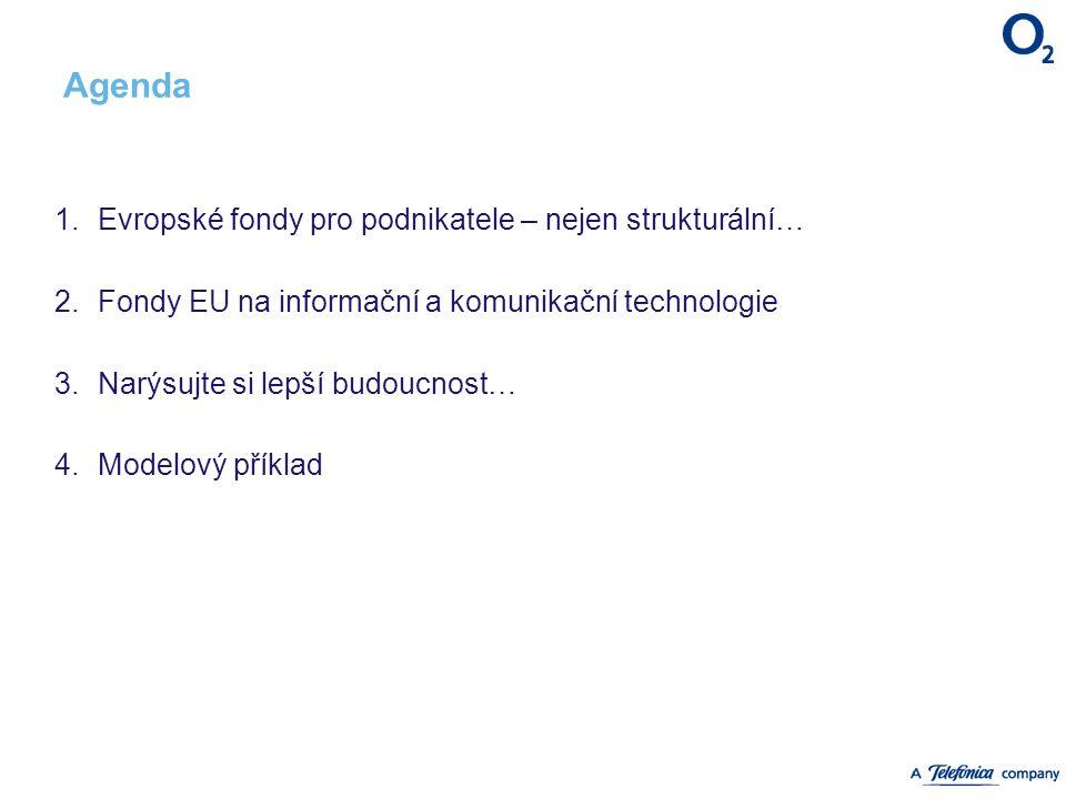 Agenda Evropské fondy pro podnikatele – nejen strukturální…
