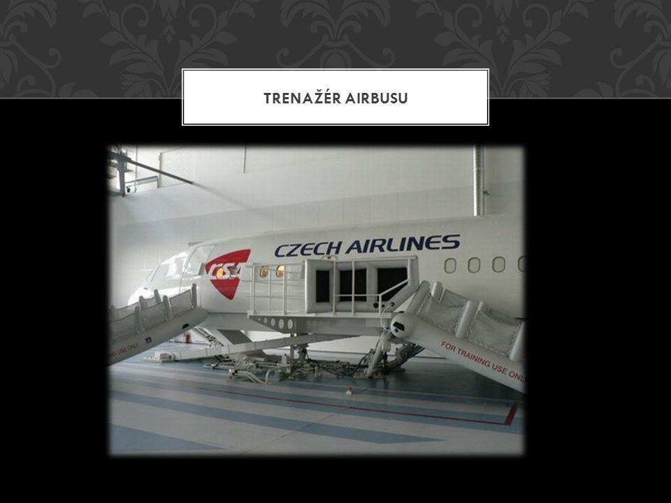 Trenažér Airbusu