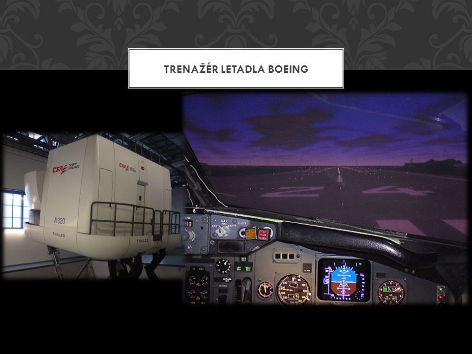 Trenažér letadla Boeing