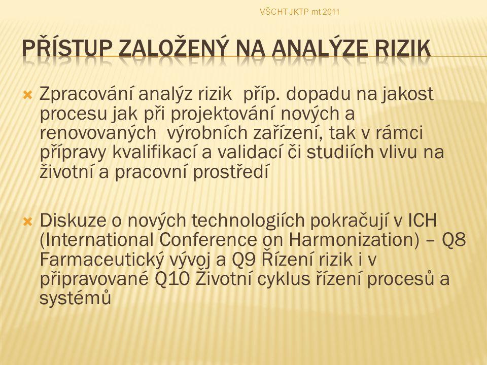 Přístup založený na analýze rizik