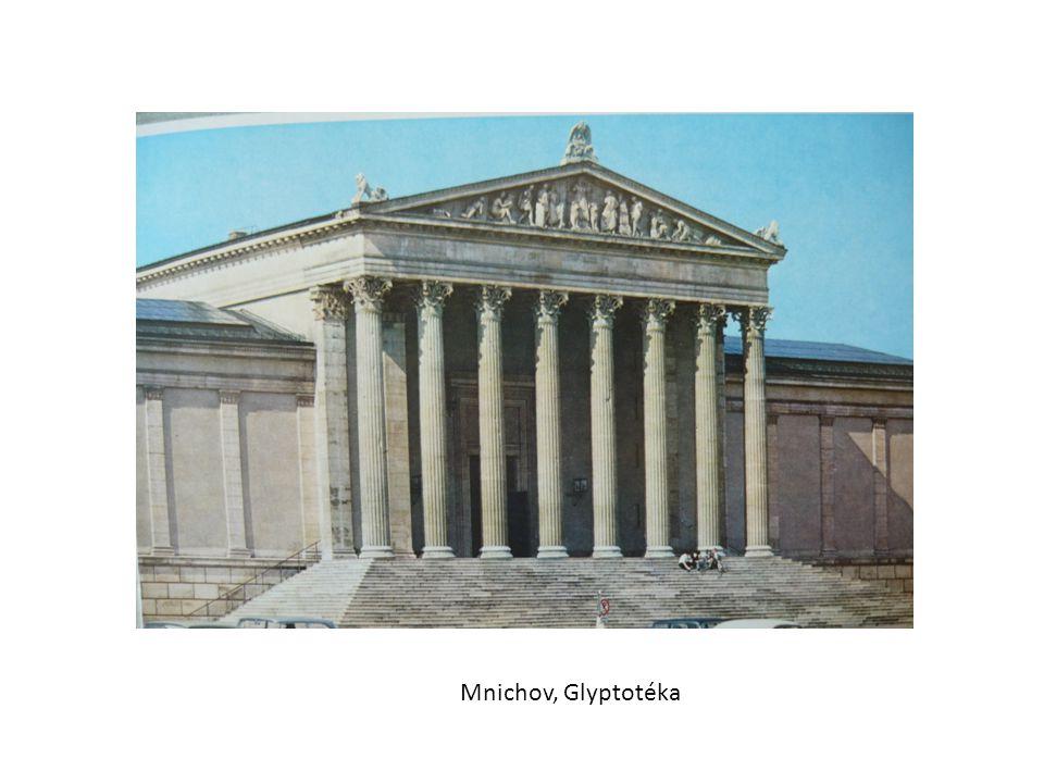 Mnichov, Glyptotéka