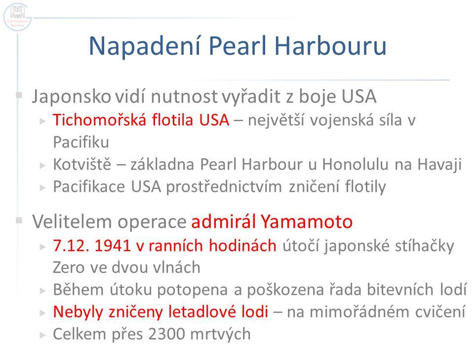 Napadení Pearl Harbouru