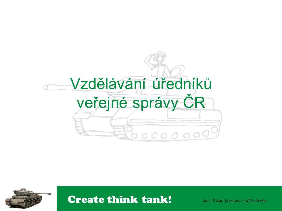 Vzdělávání úředníků veřejné správy ČR