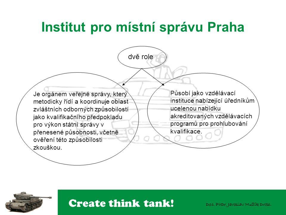 Institut pro místní správu Praha