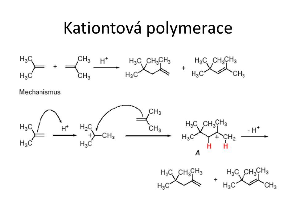 Kationtová polymerace
