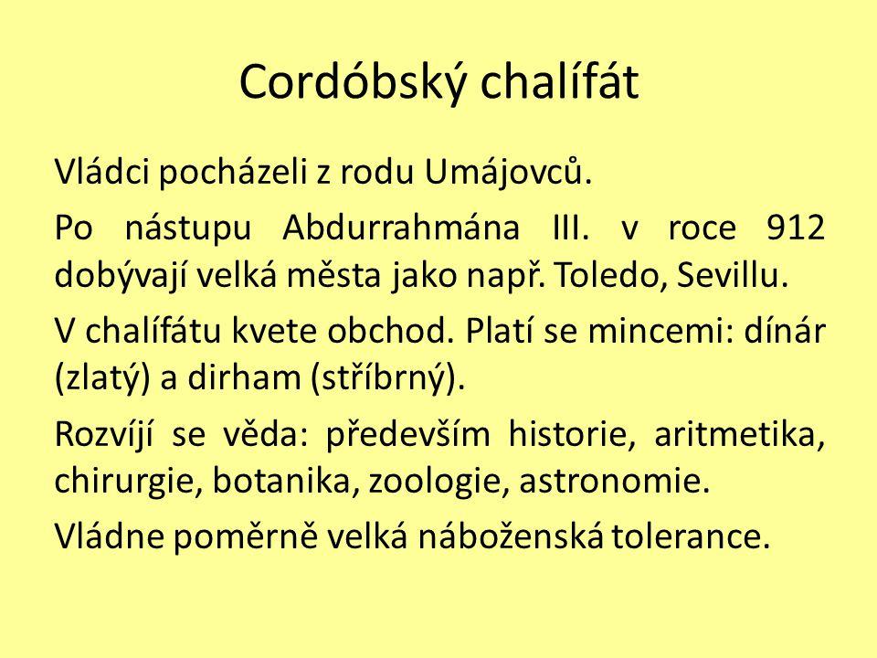 Cordóbský chalífát