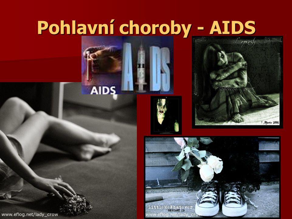 Pohlavní choroby - AIDS