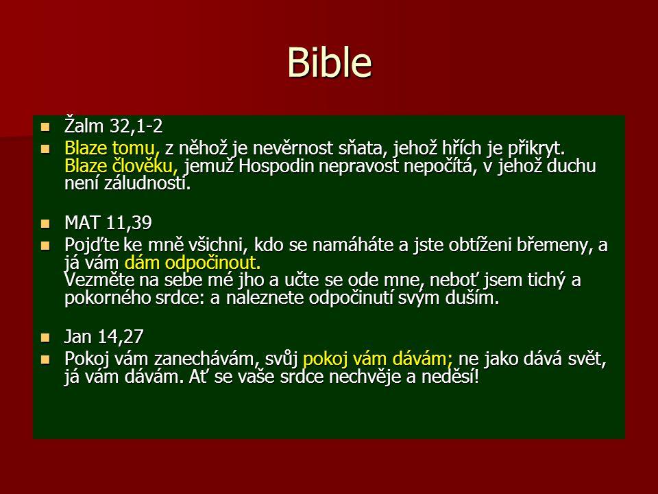 Bible Žalm 32,1-2.