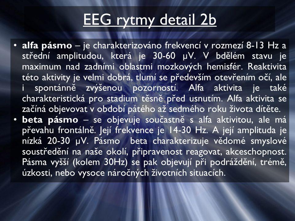 EEG rytmy detail 2b
