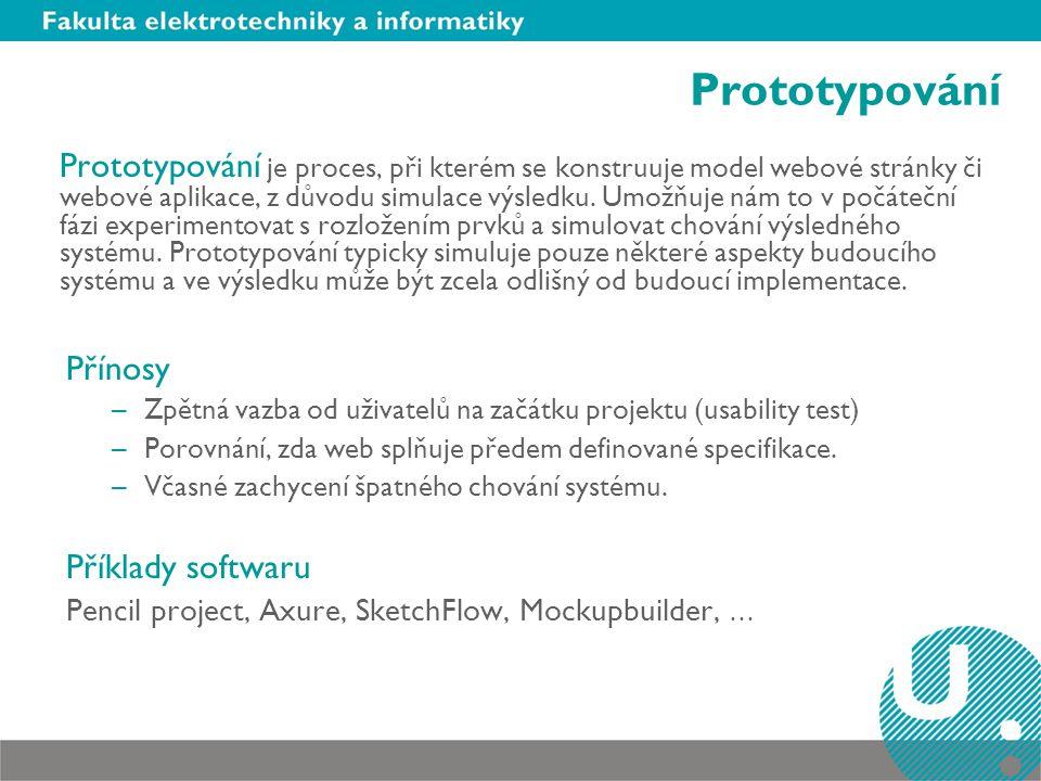 Prototypování