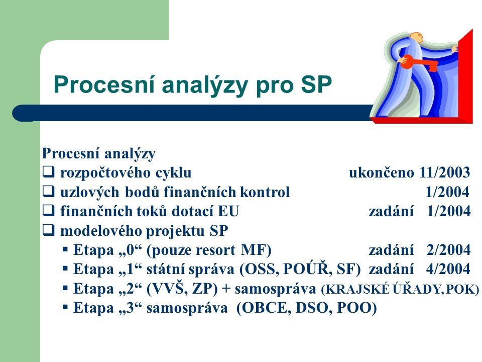 Procesní analýzy pro SP