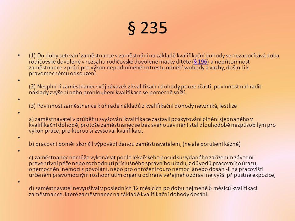 § 235