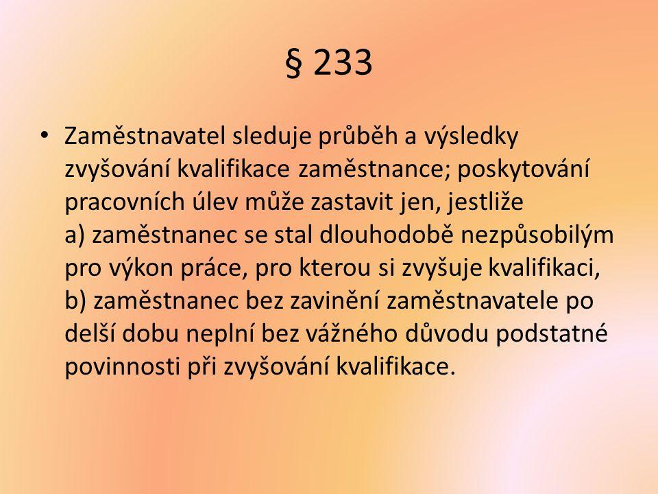§ 233