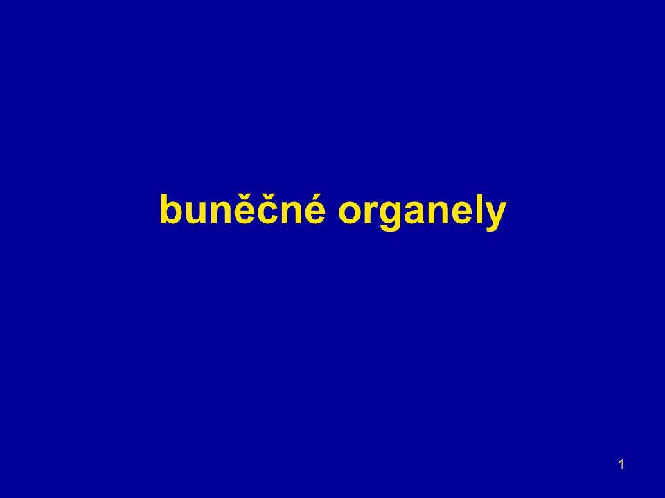 buněčné organely