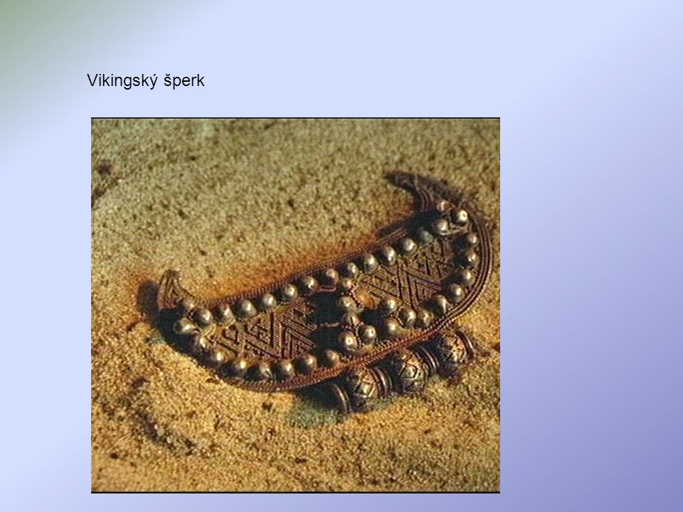 Vikingský šperk