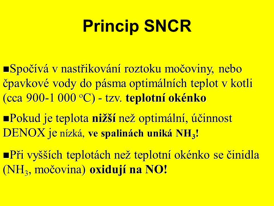Princip SNCR