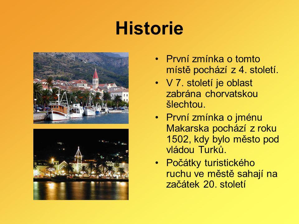 Historie První zmínka o tomto místě pochází z 4. století.