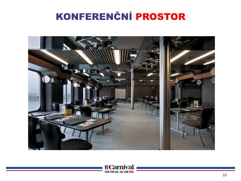Konferenční prostor