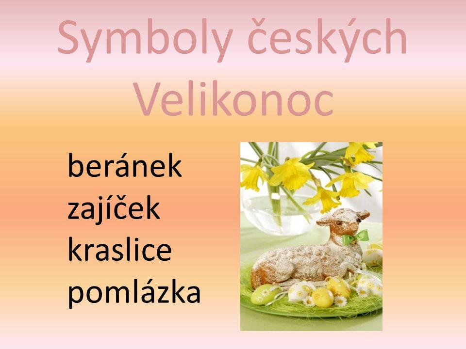 Symboly českých Velikonoc