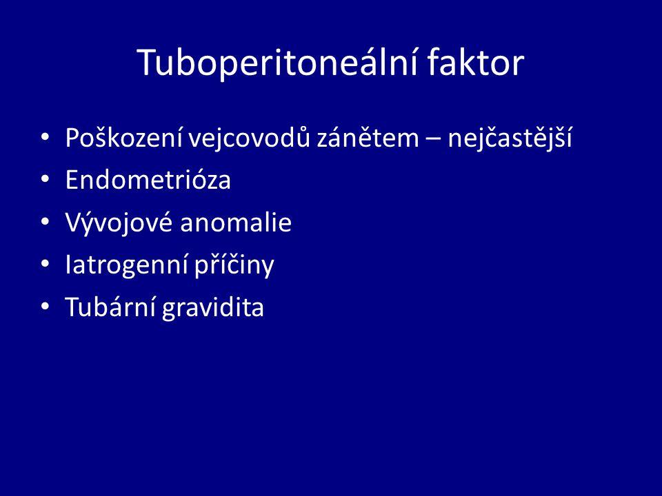 Tuboperitoneální faktor
