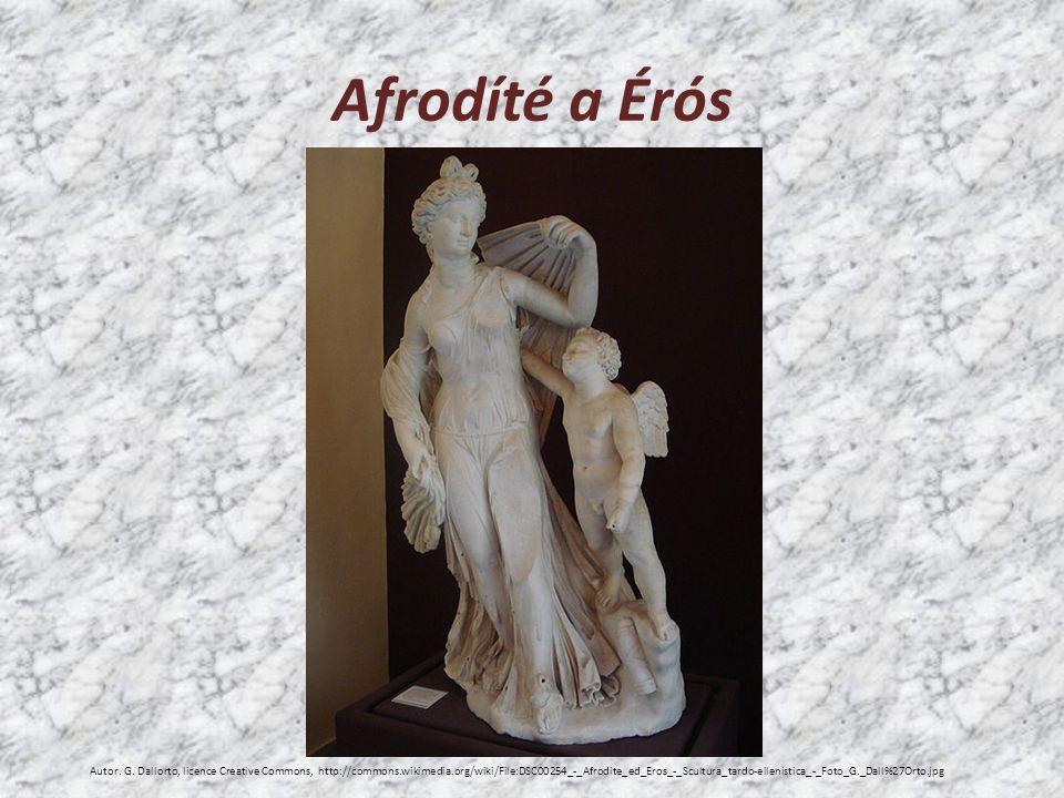 Afrodíté a Érós
