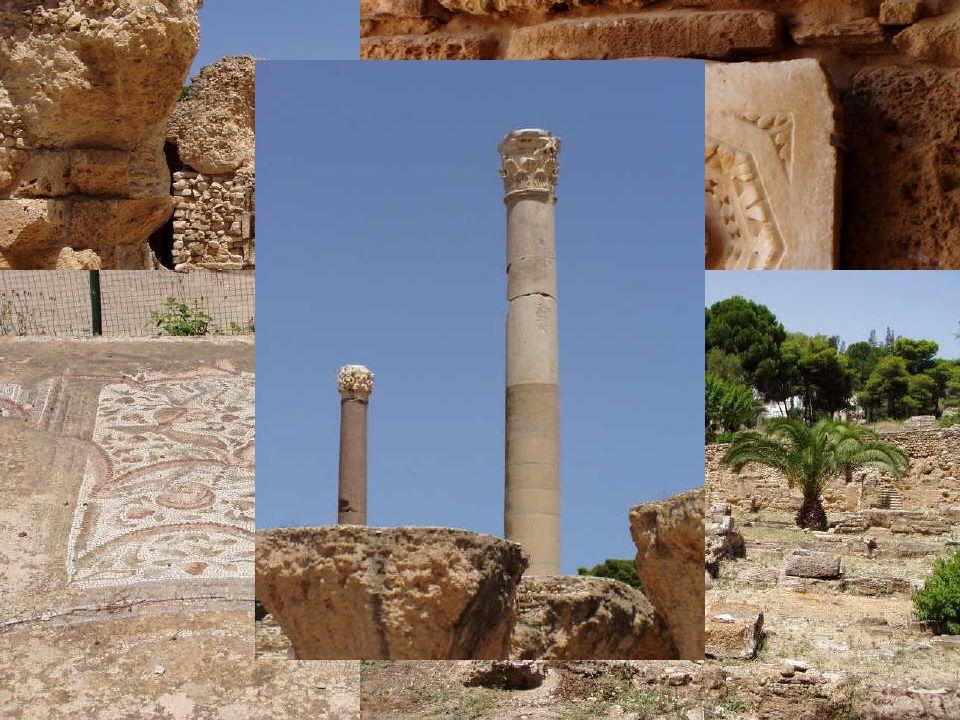 založeno 841 – Féničany pobřeží S. Afriky (dnešní Tunis) název - Nové Město neboli Kart Hadašt (později Kartágo)