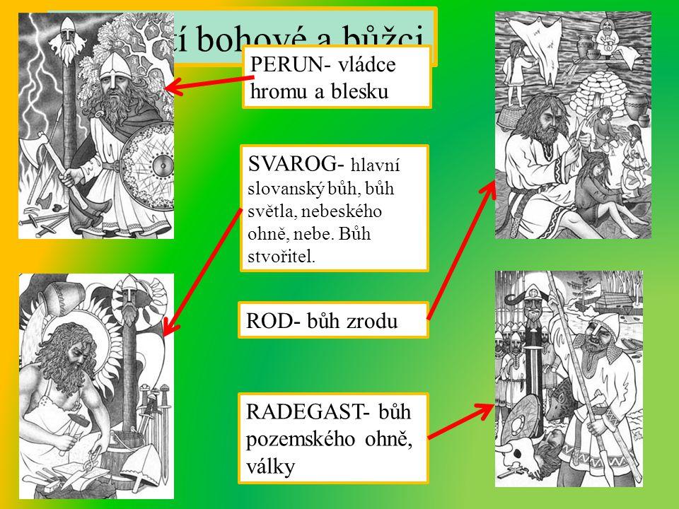 Pohanští bohové a bůžci