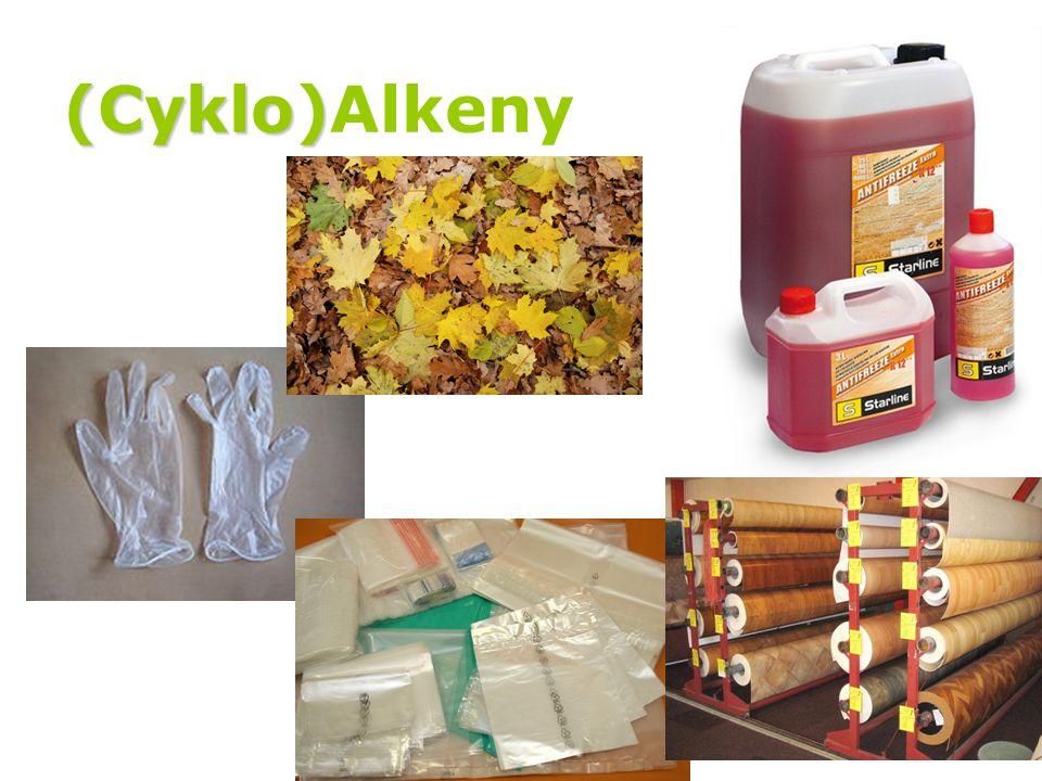 (Cyklo)Alkeny ETHEN